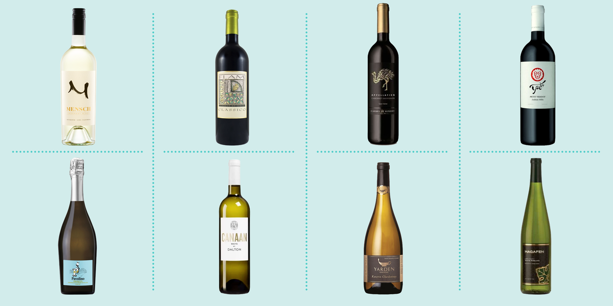 Grab an Extra Glass — These Amazing Wines Are Kosher for Passover