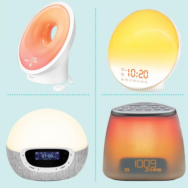 best sunrise alarm clocks