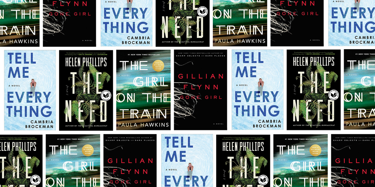23 Amazing Psychological Thriller Books for a Good Scare