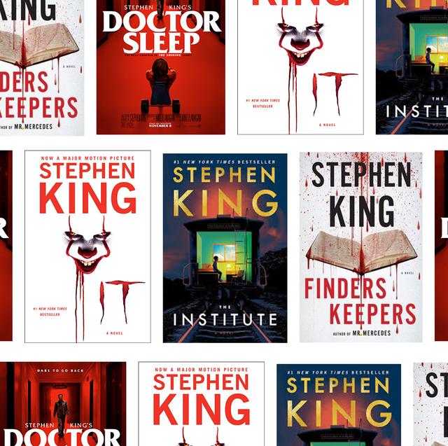 Best Stephen King Books Ever Written