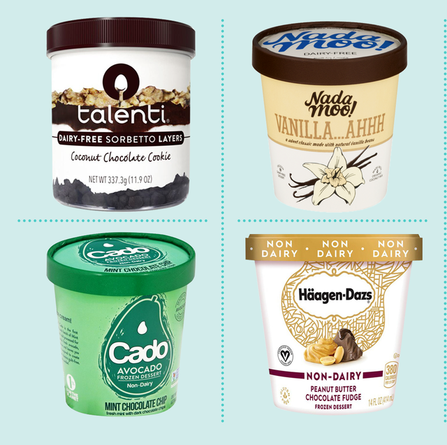 Dairy Free Ice Creams