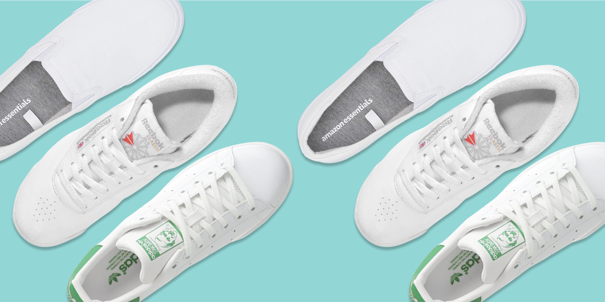 Over 13,000 Amazon Reviewers Agree That You Need These White Sneakers