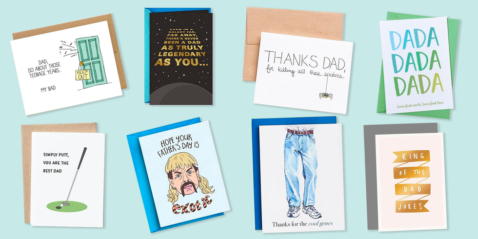 20 Heartwarming Father's Day Cards for Your Real-Life Superhero