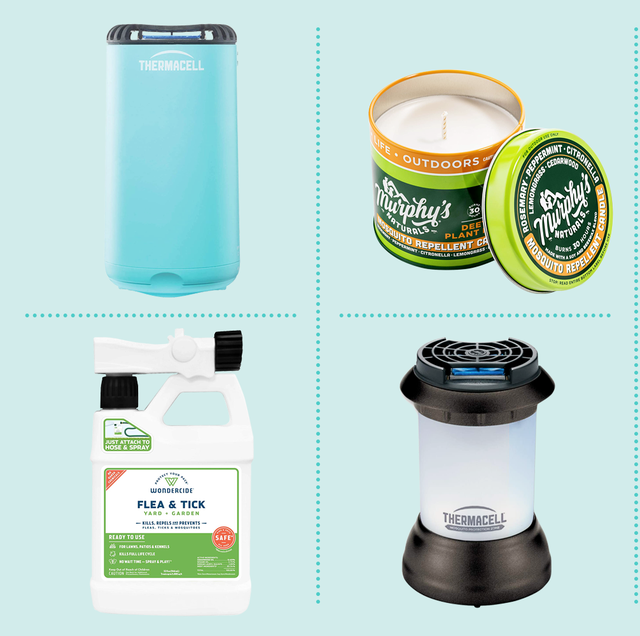 8 Best Mosquito Repellents For Yards