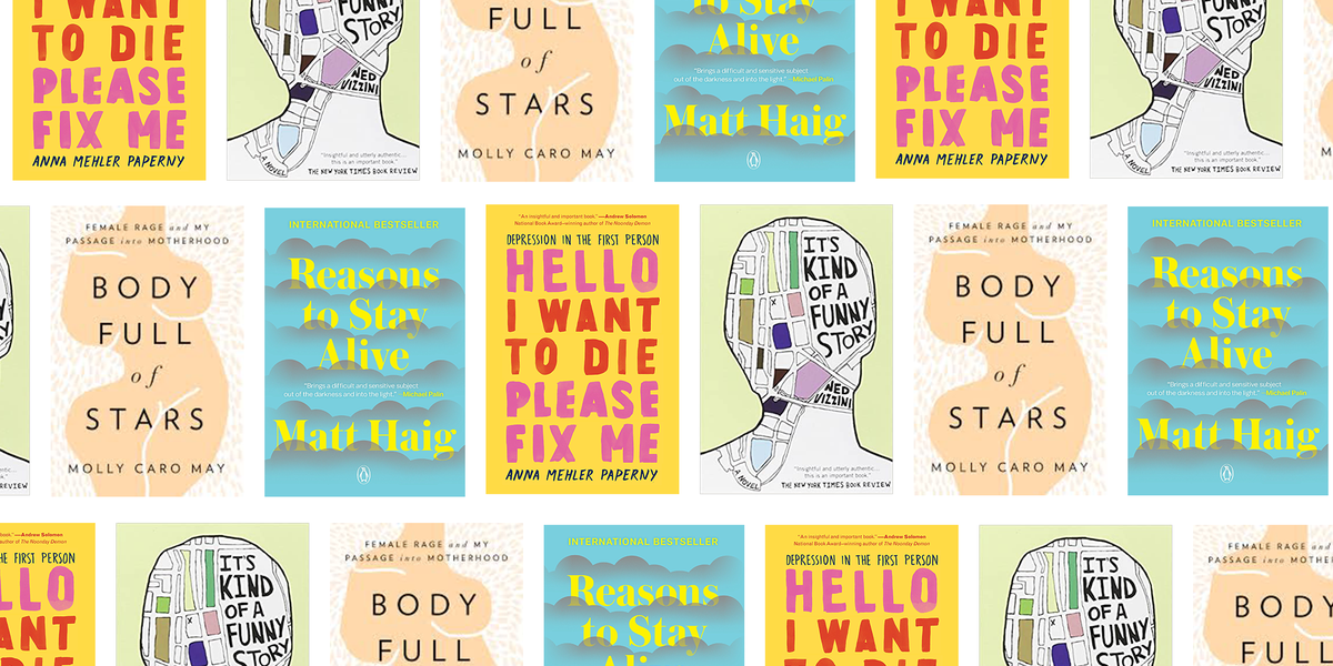 36 Best Books About Depression for Anyone Who Wants to Learn More About Mental Health