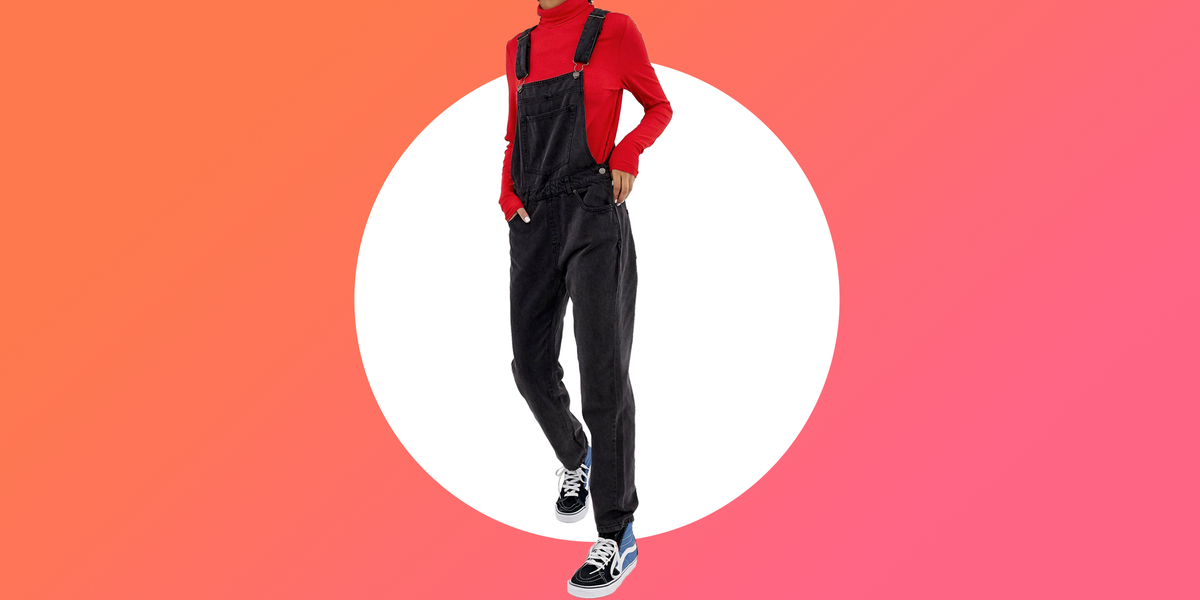 15 Overall Outfits That Will Make You Glad They Never Went Out of Style
