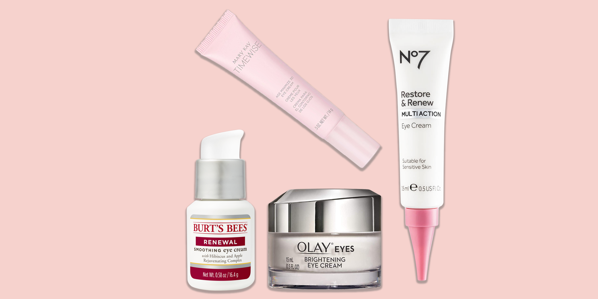 17 Best Eye Creams 2020 Top Eye Creams For Wrinkles Bags