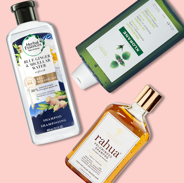 best shampoos for greasy, oily hair