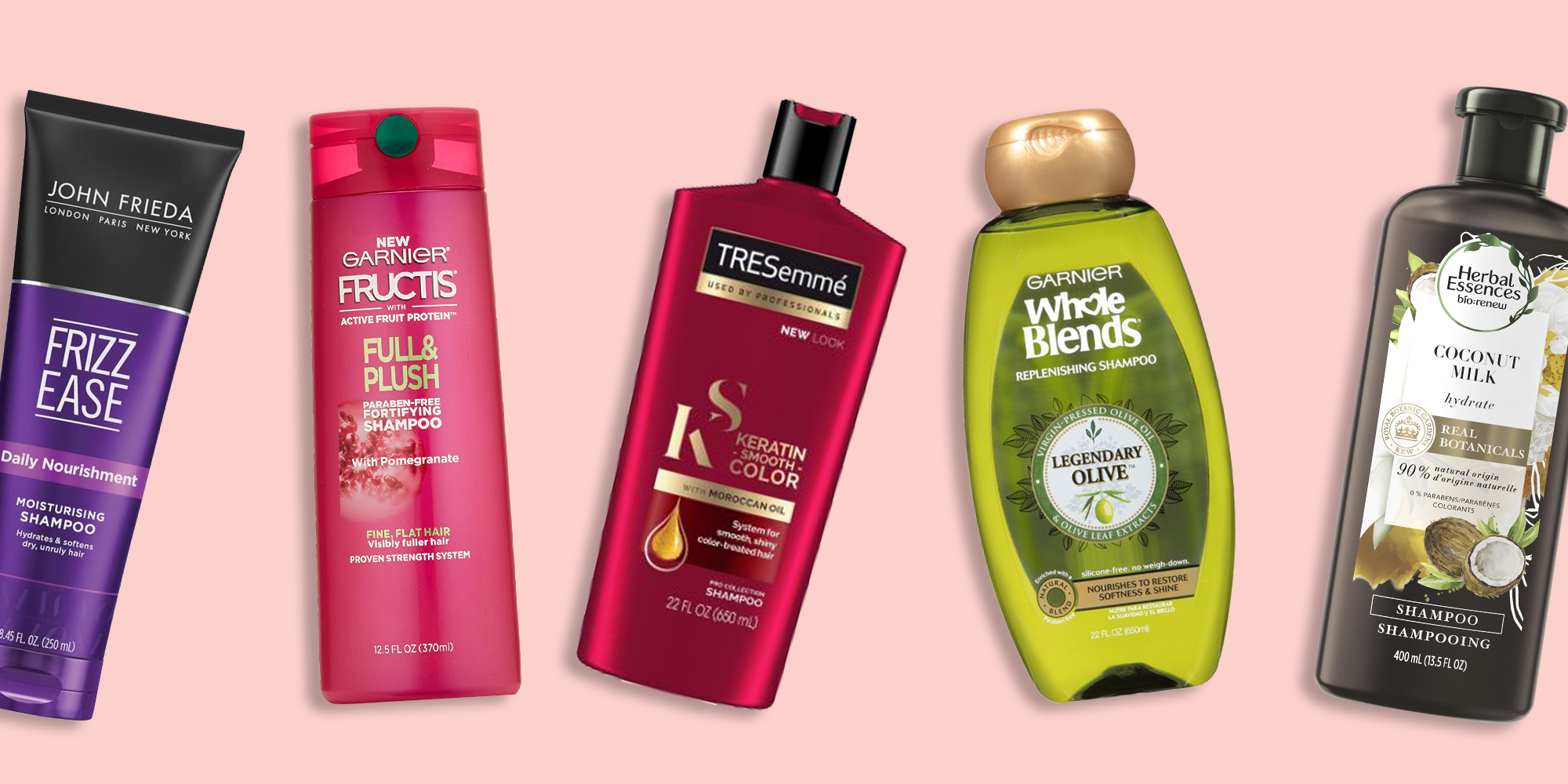 15 Best Shampoos Of 2020 Top Shampoo Brands For Every Hair Type Texture