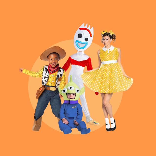Halloween Characters Ideas 2020 28 Best Family Halloween Costumes 2020   Cute Family Costume Ideas