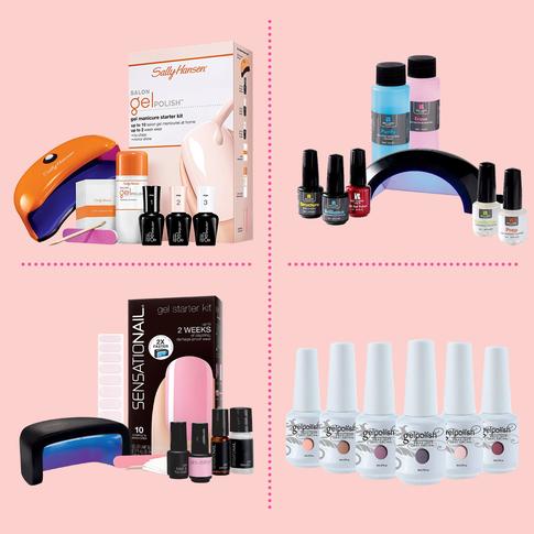 10 Best At Home Gel Nail Kits Of 2020 Diy Gel Manicure Sets