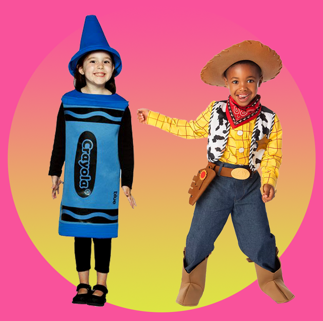 Unique Halloween Costumes 2020 Kids 35 Cute Toddler Halloween Costume Ideas   Little Kid Costumes 2020