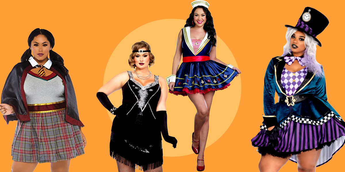 40 Best Plus Size Halloween Costumes 2020 Sexy Plus Size Costume Ideas For Women