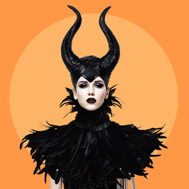 scary halloween costumes maleficent