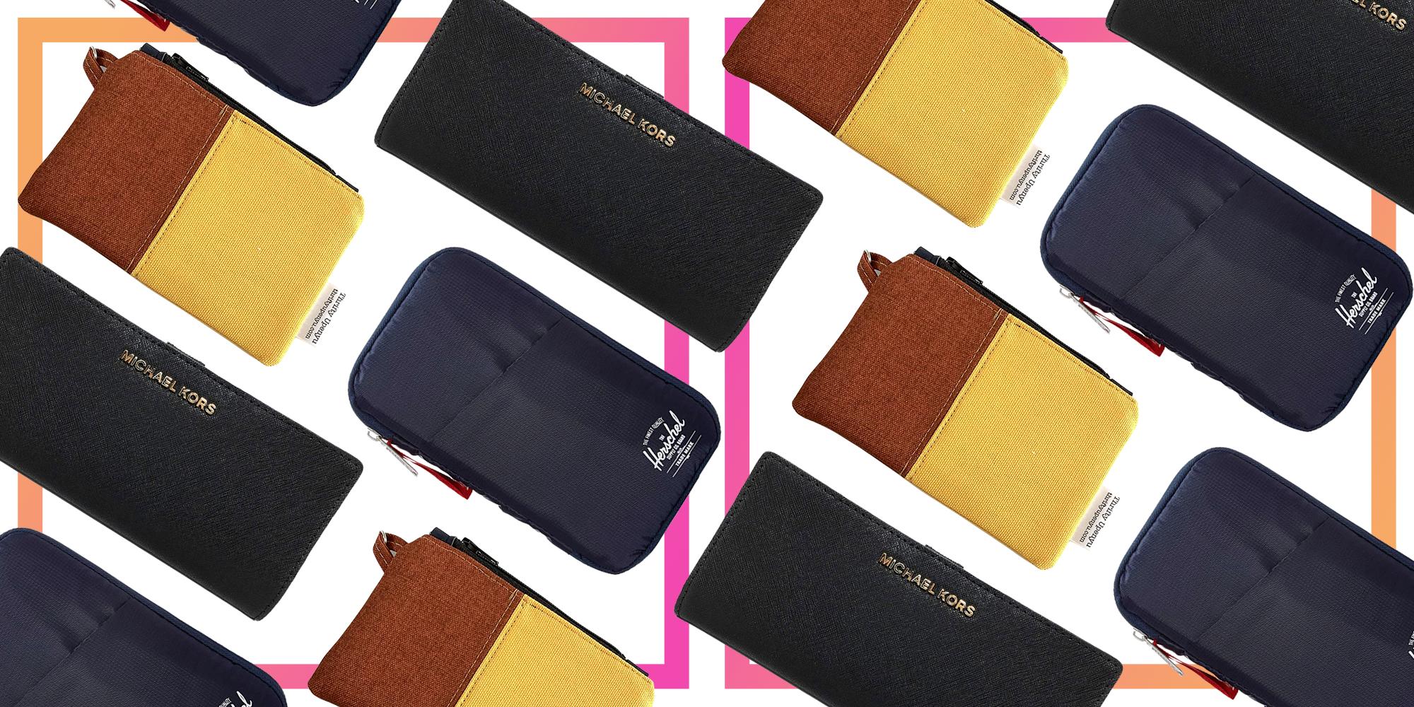 Ladies Designer Rose Long Coin Purse Womens Wallet Card Holder New UK