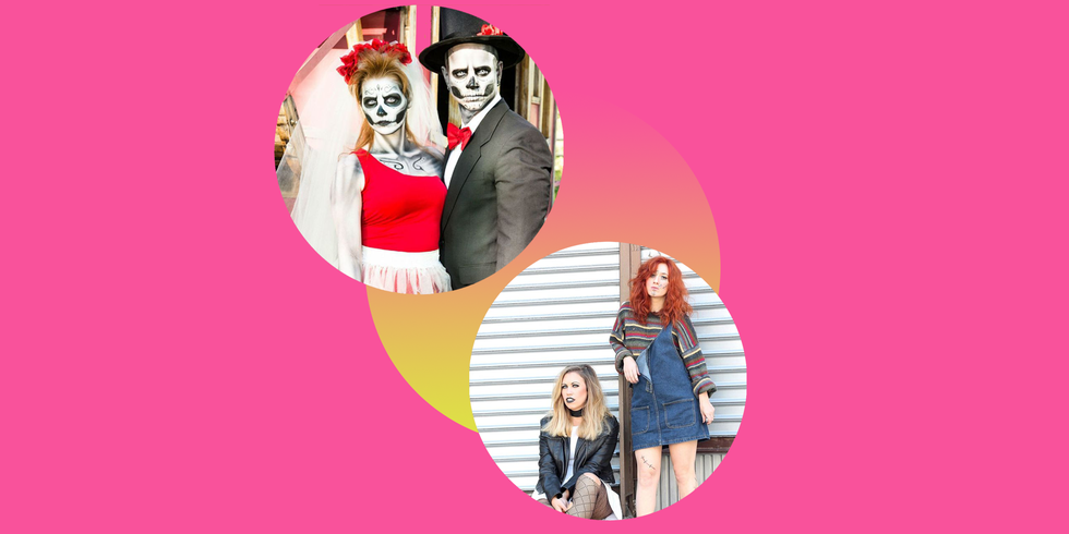 15 Scary Couples Halloween Costumes That Will Definitely Creep Everyone Out