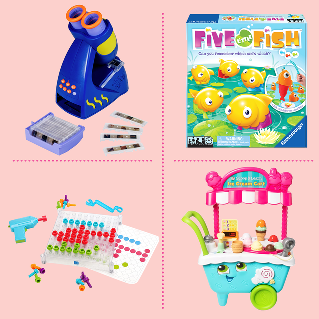 25 Best Educational Toys Learning Toys For Kids 2020