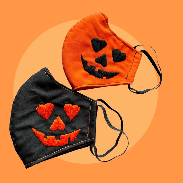 adult halloween face masks