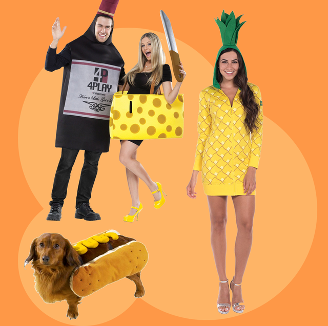 Food Halloween Costumes.31 Best Food Costumes For Halloween Food Costumes For Adults And Kids