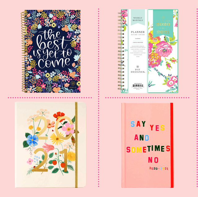 Best Daily Planner 2021 14 Best Daily Planners for 2020   Cute Daily Planners