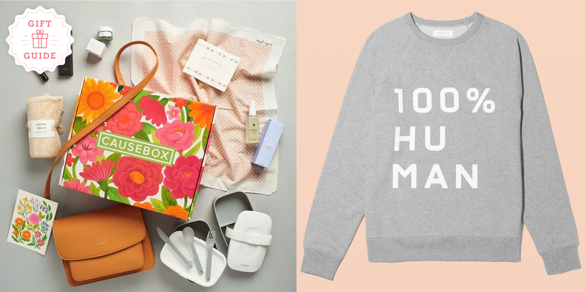 The 31 Best Gifts That Give Back to Charities in Need