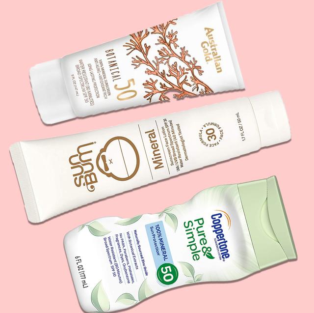 natural organic sunscreens