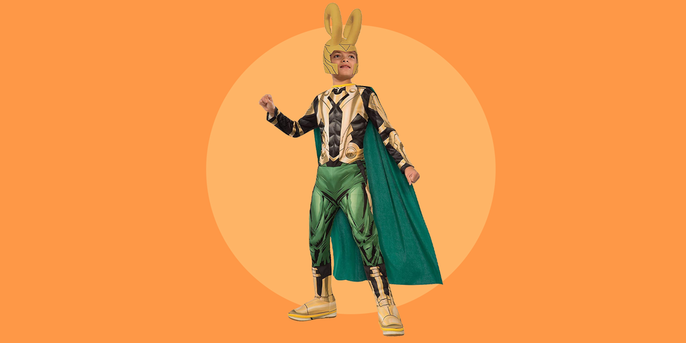 The 11 Best Loki Costumes to Wear If You're Feeling Like the God of Mischief This Halloween