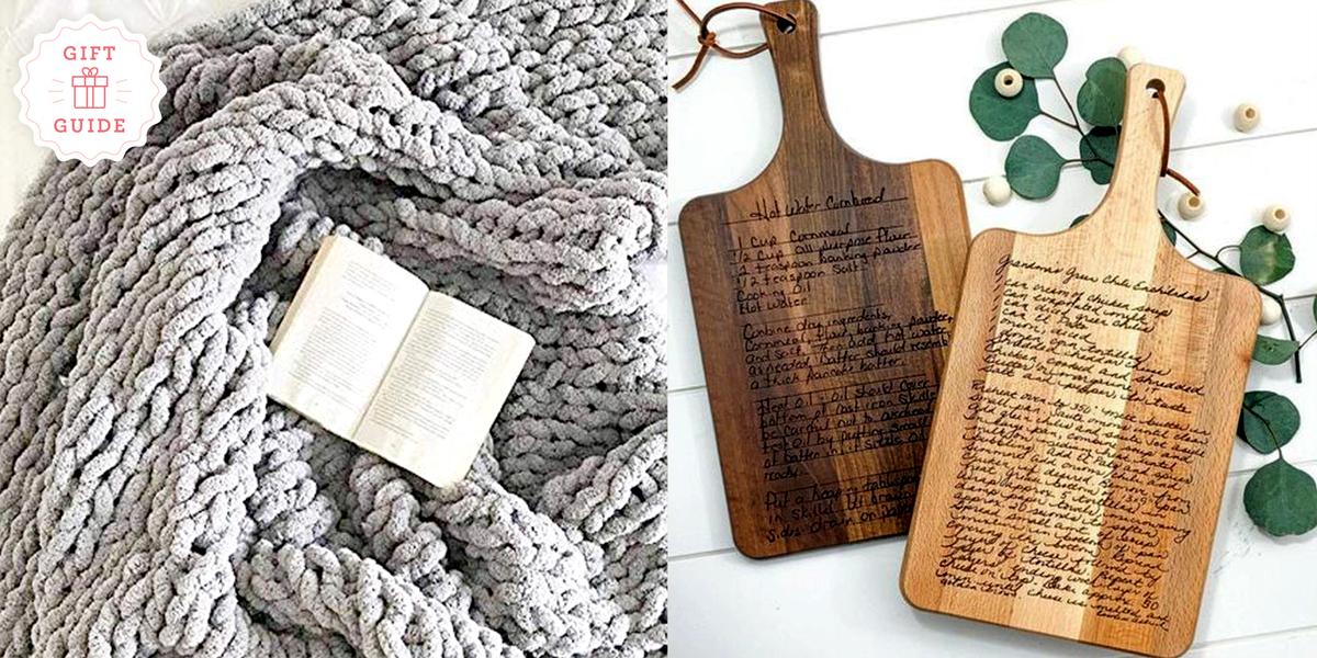 40 сентиментальных подарков бабушке, которые обязательно согреют ее сердце