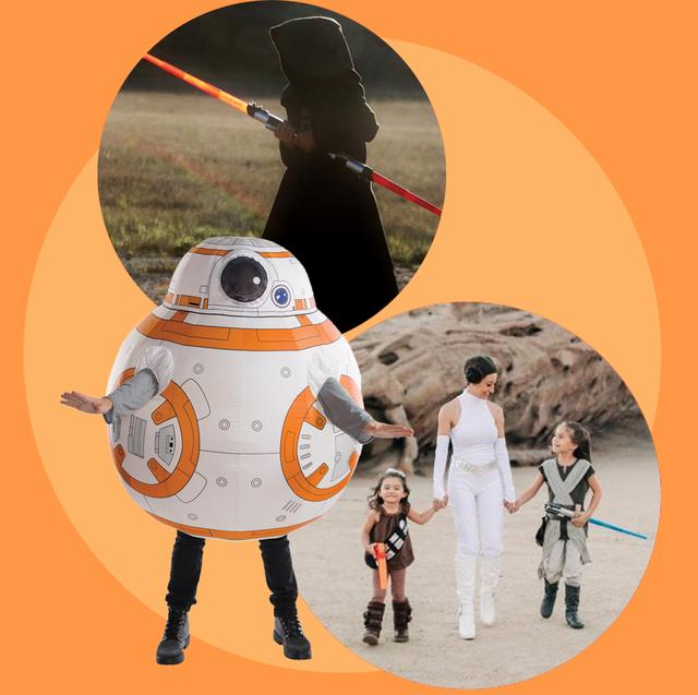 Halloween 2020 Costumes Top Boys Star Wars 40 Best Star Wars Costume Ideas   Star Wars Halloween Costumes 2020
