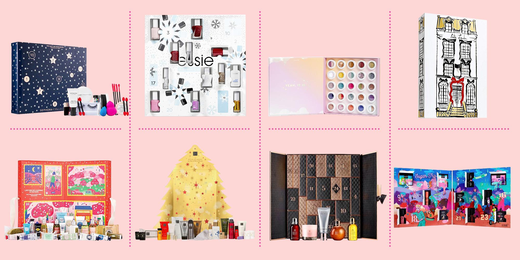 20 Best Beauty Advent Calendars 2020 Top Beauty Advent Calendar Ideas