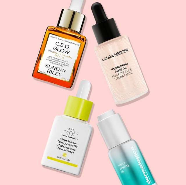 best cheap face oil