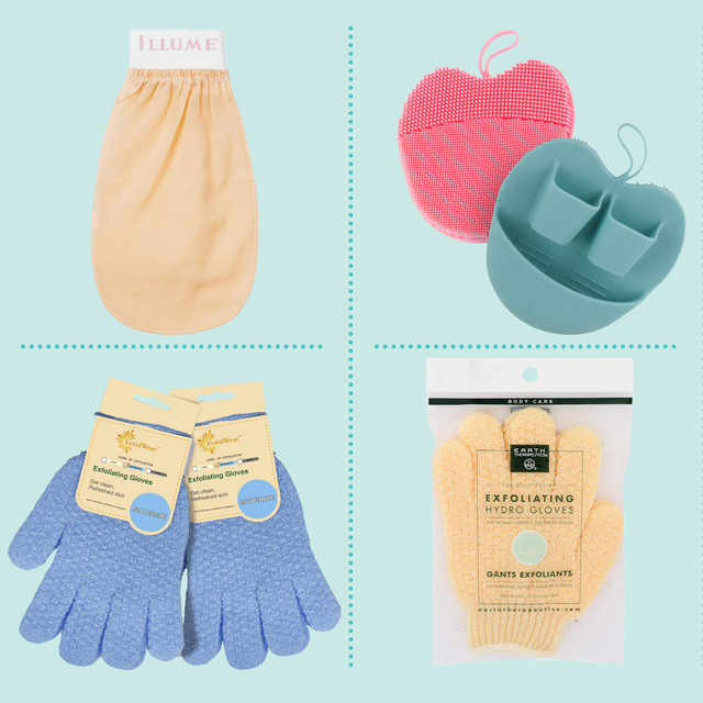 best exfoliating gloves