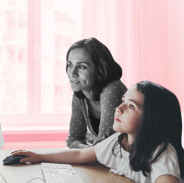 parents intervene too much during remote school