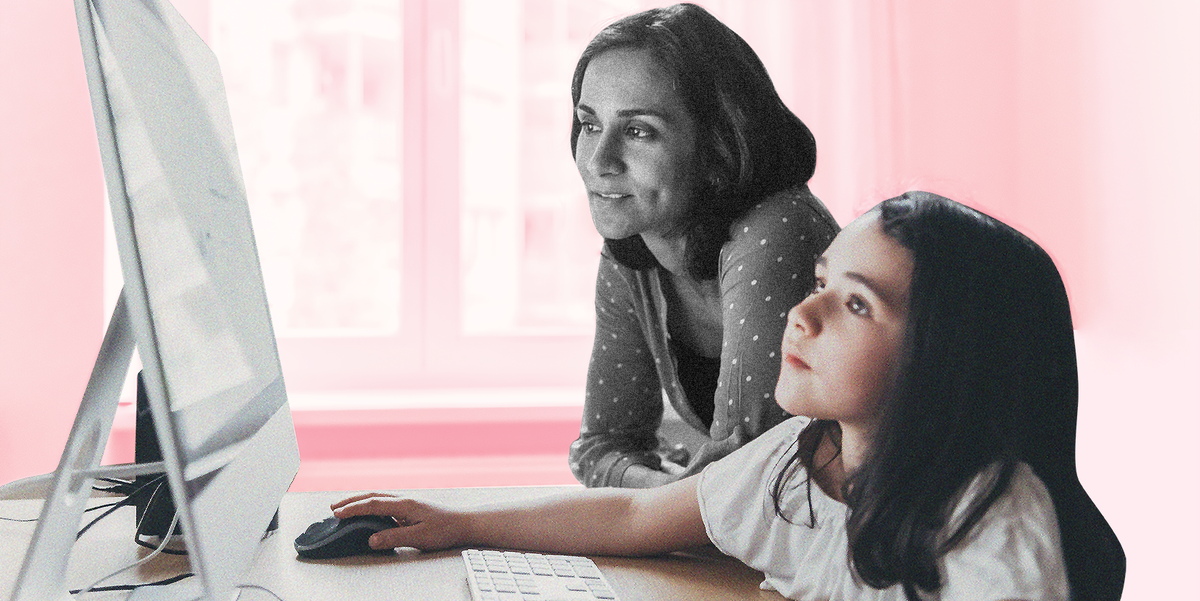Parents of Remote Learners Need to Stop Intervening During Their Kids' Classes
