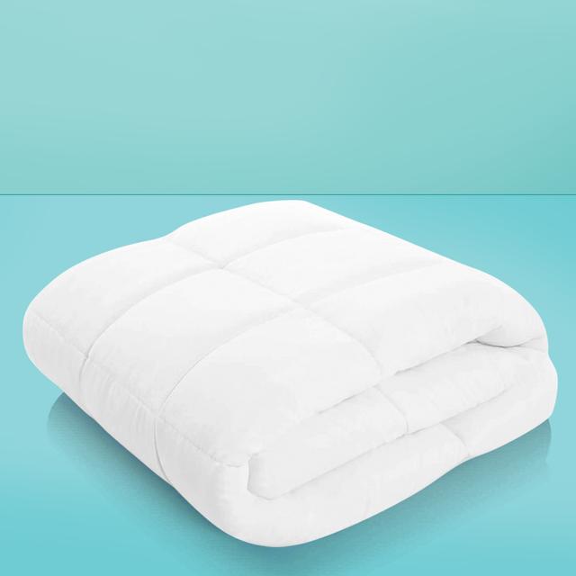 6 Best Down Alternative Comforters of 2020   Top Fiberfill Duvet