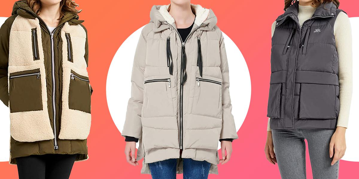 «Пальто амазонки», которым все были одержимы прошлой зимой, сегодня тайно получено со скидкой 65%