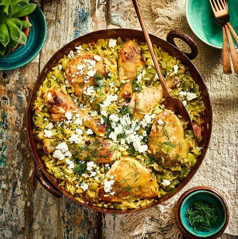 best summer chicken recipe preserved lemon chicken