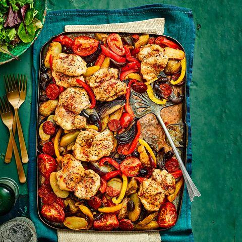 best traybake recipes chicken tray bake