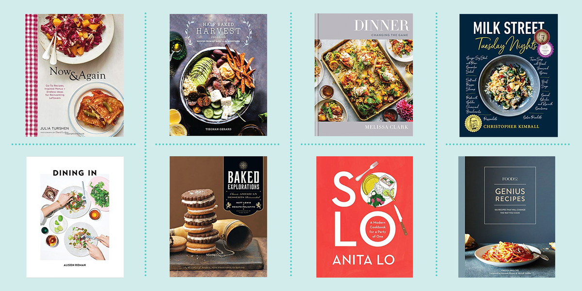 45 Best Cookbooks To Buy Right Now Top Cookbooks Of All Time