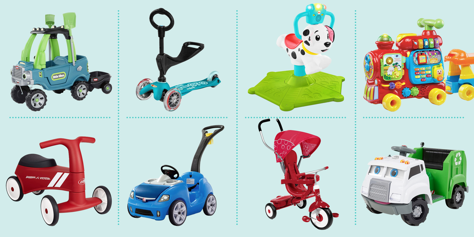10 Best Ride On Toys Of 2021 Ride On Toys For Kids And Toddlers