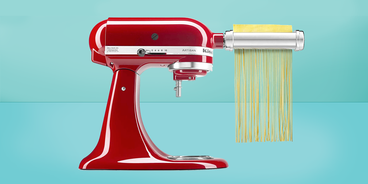 Our Test Kitchen Editor Can't Stop Raving About This DIY Pasta Maker