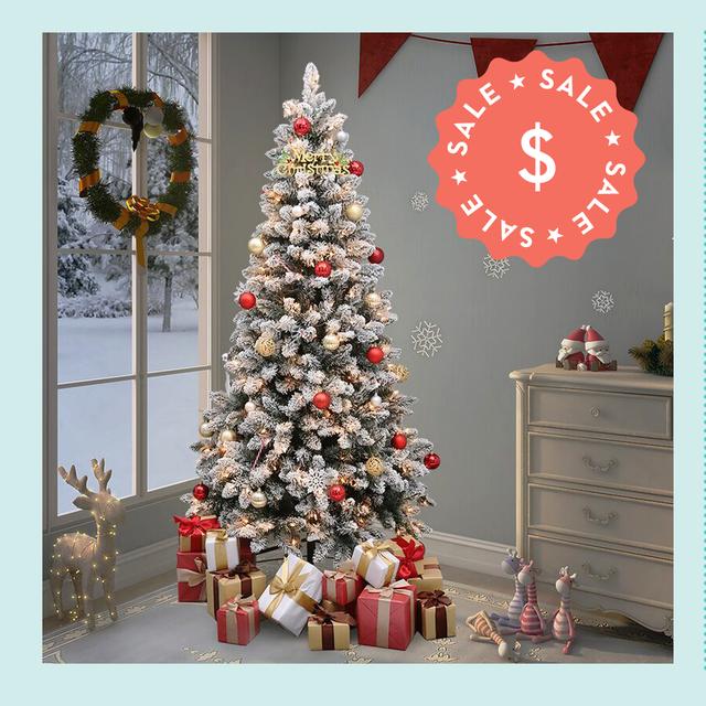 artificial christmas tree sales