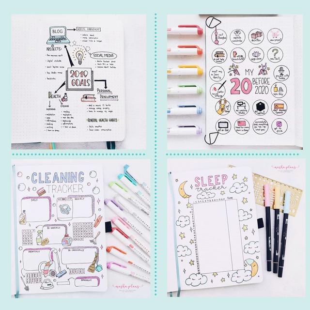 19 Creative Bullet Journal Ideas Bujo Ideas For Everyone