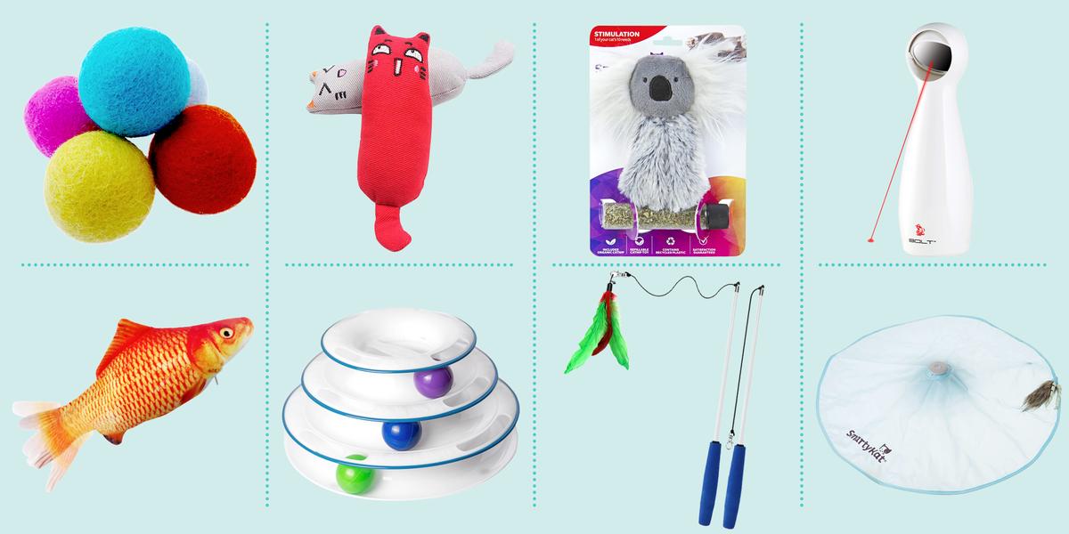 15 подарков, которые мы получаем нашим любимым кошачьим друзьям на праздники