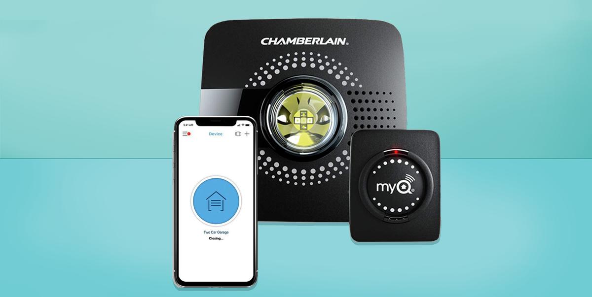 6 Best Smart Garage Door Openers Of 2021 Top Rated Garage Door Controller Reviews