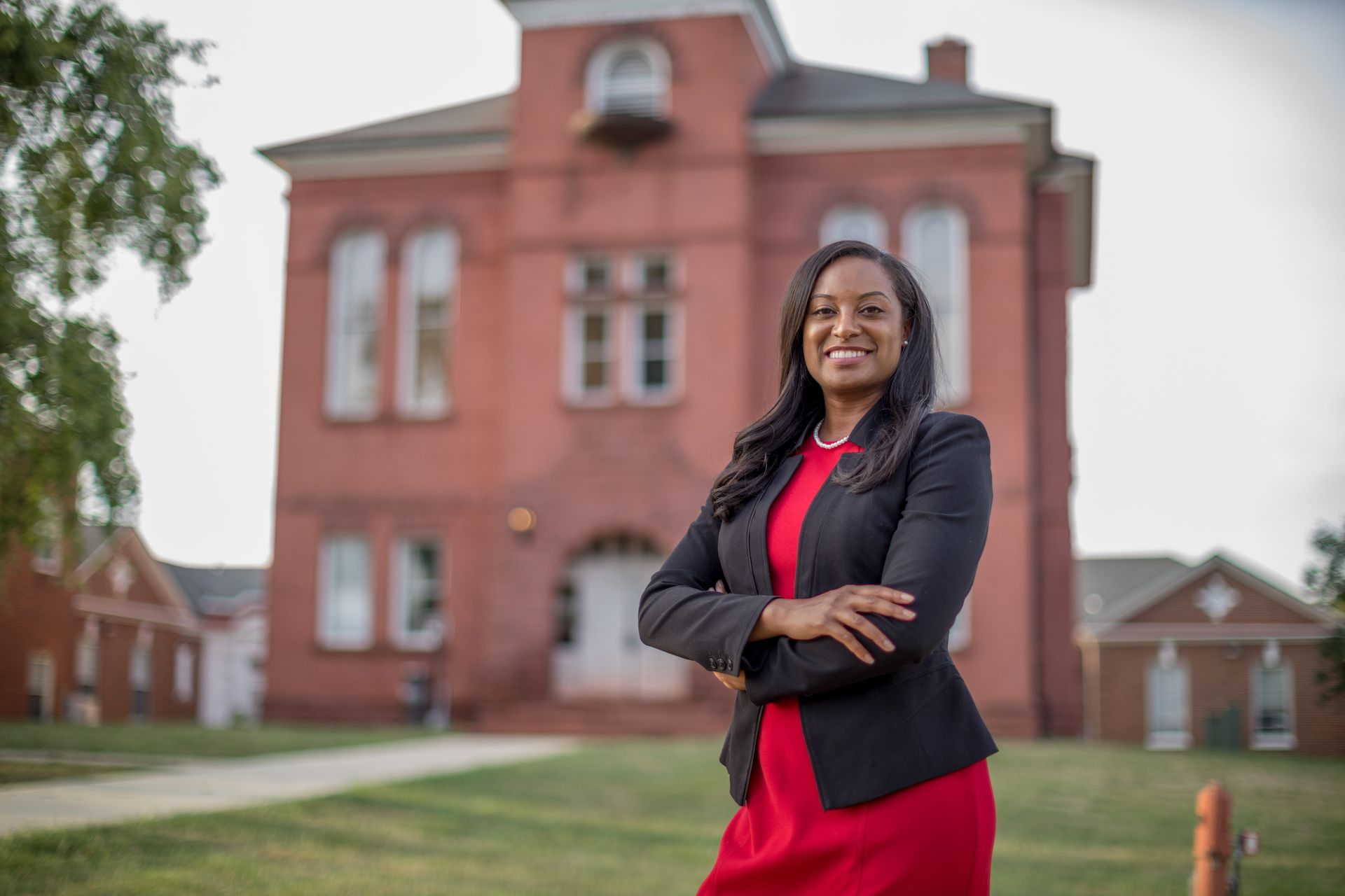Jennifer Carroll Foy Wants to Be the First Black Woman Governor in America