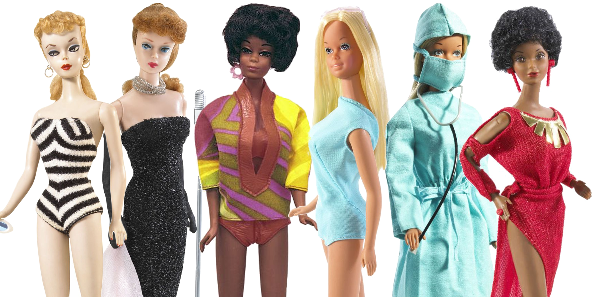 63366af7c39f3 What Barbie   Friends Looked Like The Year You Were Born