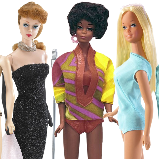 What Barbie & Friends Looked Like The Year You Were Born