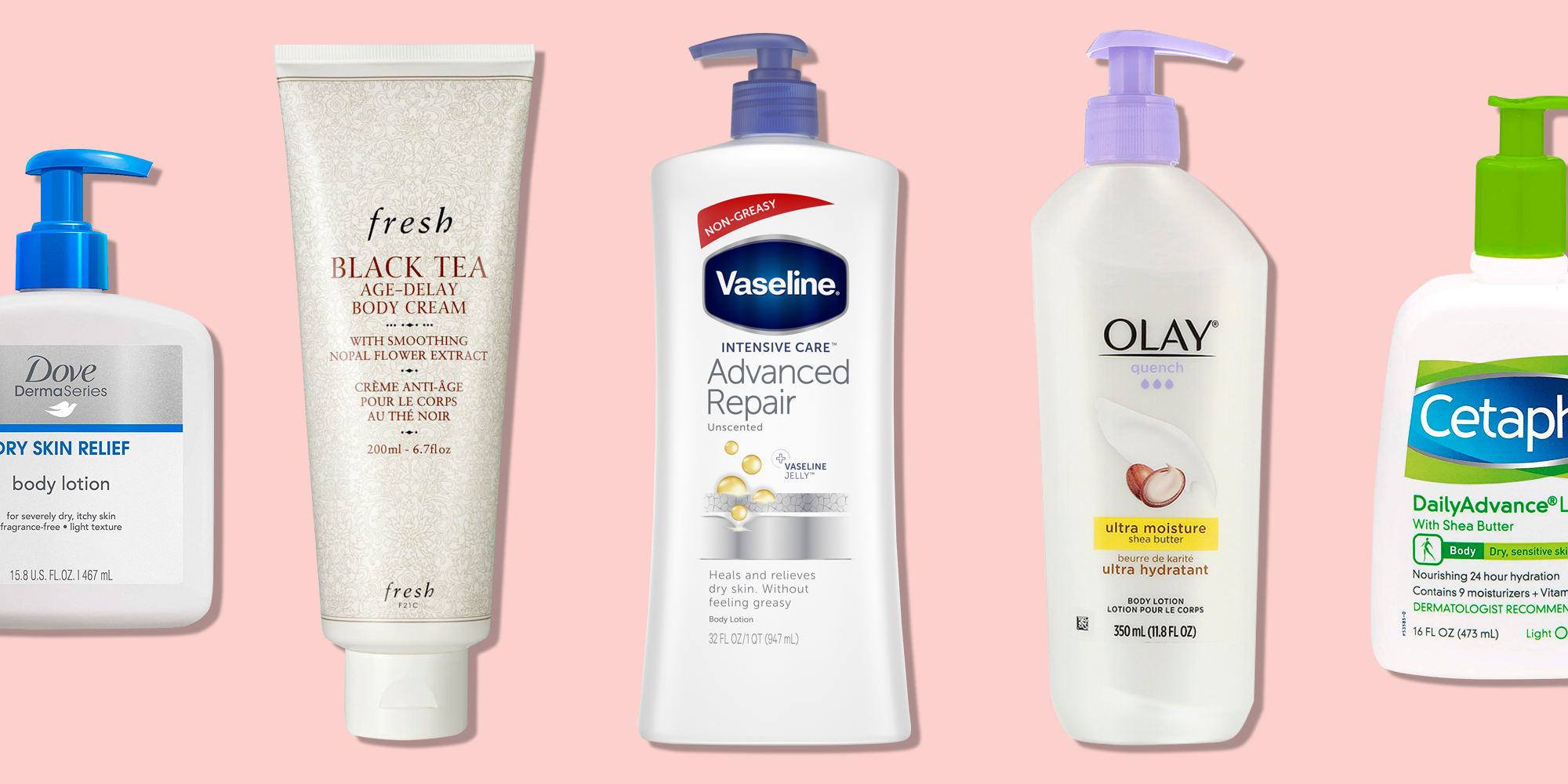 8 Best Body Lotions 8 - Body Creams & Butters to Moisturize