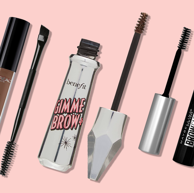 12 best eyebrow gels for definition and fullness, according to beauty pros